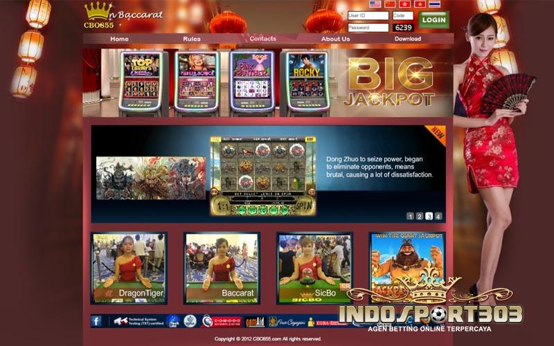 indosport303 agen casino online cbo855
