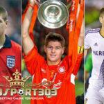 Steven Gerrard Resmi Pensiun dan Torehkan Sejarah Dalam Sepak Bola