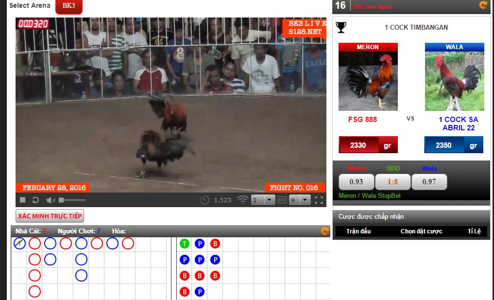 tampilan permainan sabung ayam online s1288 live streaming