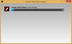 tunggu-install-adobe-flash-player