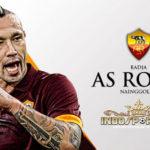 Radja Nainggolan: Pahlawan Baru Serigala Roma