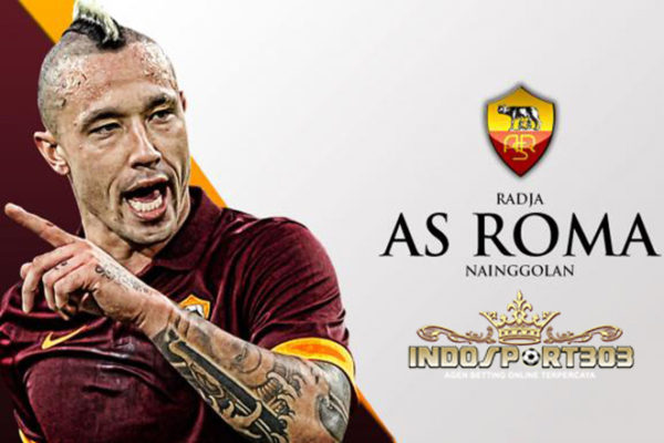 Radja Nainggolan: Pahlawan baru Serigala Roma, Ia merupakan pemain keturunan Indonesia dari sang Ayah yang memiliki darah Batak.