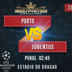 Jadwal Liga Champion: Prediksi Skor Porto Vs Juventus