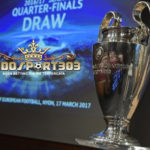 Hasil Undian Babak 8 Besar Liga Champions