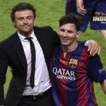 Lionel Messi Dan Luis Enrique Hengkang Dari Barca
