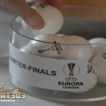 Hasil Drawing Perempat Final Liga Europa