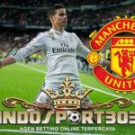James Rodriguez Lirik Manchester United [VIDEO]