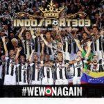 Juventus Juara Coppa Italia 2017, 3 Tahun Berturut [VIDEO]