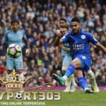 Penalti Riyad Mahrez Vs Manchester City [VIDEO]