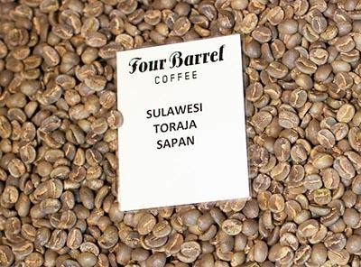 Sulawesi Toraja green bean, pre roast, biji kopi, kopi, coffee, berita unik