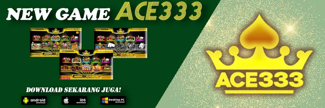 Agen Online Slot Games ACE333