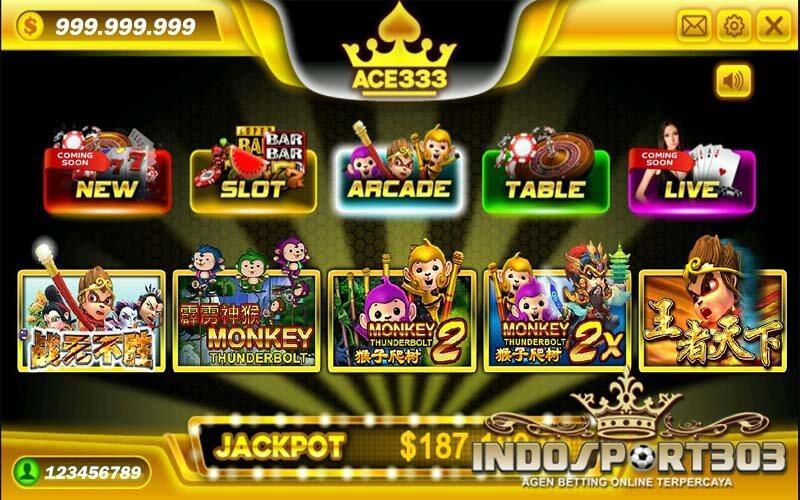 Agen Online Slot Game Ace333