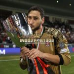 Donnarumma Tolak Perpanjang Kontrak AC Milan [VIDEO]