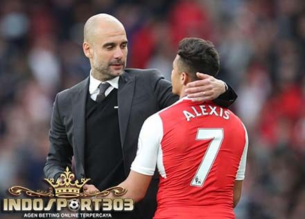 alexis sanchez, arsenal, manchester city, barcelona, arsene wenger, pep guardiola, premier league, chile
