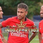 Tiba di PSG, Neymar Mulai Sesi Latihan Pertama