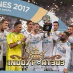 Tundukkan Barca, Real Madrid Juara Super Copa