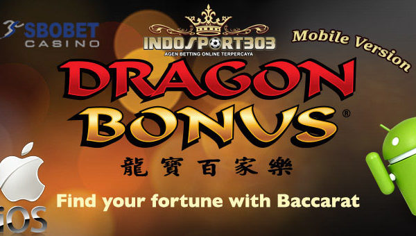 dragon bonus, fortune six, sbobet, live casino online, baccarat, player, banker