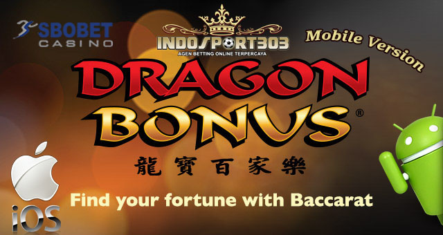 How to play baccarat dragon