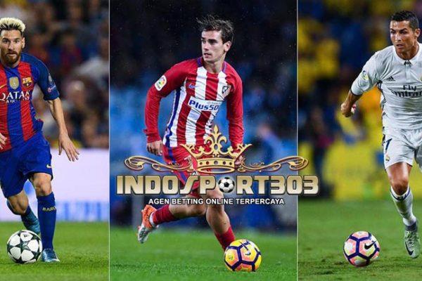 11 pemain yang masuk daftar tim terbaik UEFA 2016 du kutip bandar bola online indosport303